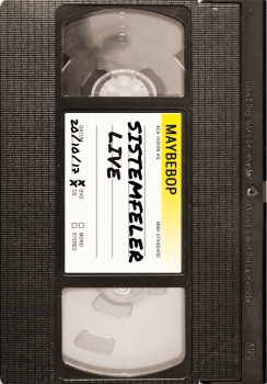 DVD/CD-Set SISTEMFELER LIVE