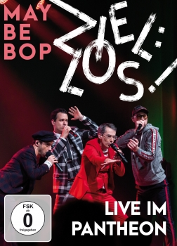 DVD/CD 2 Disc-Set ziel:los! LIVE