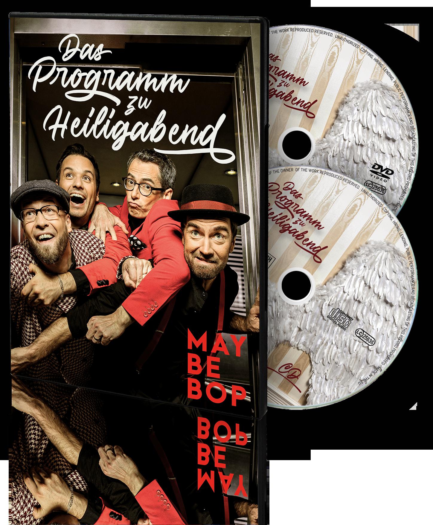 Das Programm zu Heiligabend - Die neue Weihnachts DVD